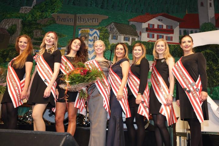 Miss Freimarkt 2016 ist Anne Imhoff