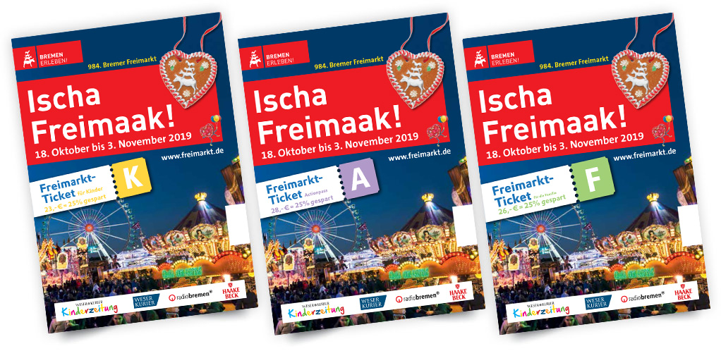 Freimarkt Tickets
